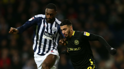Ajayi sees red as West Bromwich Albion edge West Ham United