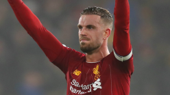 "Video: Klopp hails ""unbelievable"" Henderson after Liverpool victory"
