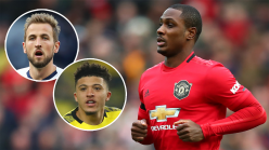 If Manchester United move for Kane and Sancho they won
