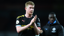De Bruyne recommends voiding Premier League season amid injury fears following coronavirus disruption