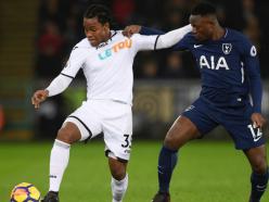 Victor Wanyama receives praise from Tottenham team-mate