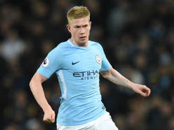 De Bruyne in no rush to extend Man City contract