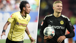 Aubameyang, Haaland & players who scored hat-tricks on their full league debuts