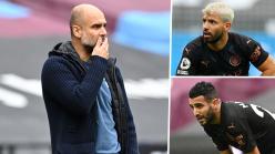 Video: Guardiola bemoans heavy workload as City falter again
