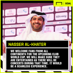 Nasser Al-Khater - Qatar are ready for the Club World Cup