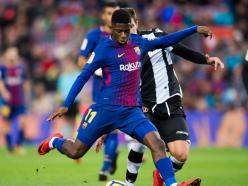 Valverde unconcerned about Dembele