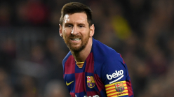 Barcelona players go easy on Messi in training, nobody wants to hurt him - Todibo