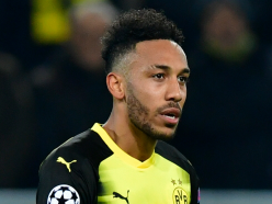 Arsenal €50m bid for Aubameyang confirmed by Dortmund