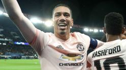 Smalling happy to have avoided taking the easy way out at Man Utd and retains England ambition