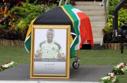 Senzo Meyiwa: Five arrests made in murder case, more to follow