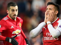 Mkhitaryan-Alexis swap deal stalls as Raiola pushes for contract payment