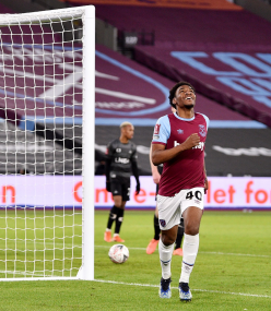 'I've worked my socks off for three years' – Afolayan reflects on his goalscoring debut for West Ham