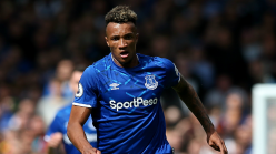 Ancelotti: Everton showing patience with Gbamin after 18 months on the sidelines