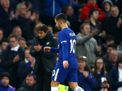 Chelsea can no longer count on Hazard to carry them as Conte