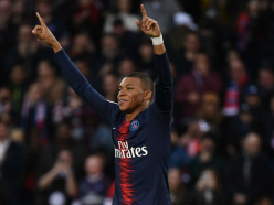 Paris Saint-Germain 3 Nimes 0: Mbappe reaches Ligue 1 milestone