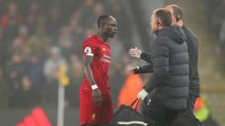 Klopp allays Mane injury fears as Liverpool boss confirms