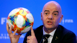 Football will be different after coronavirus crisis, says FIFA chief Infantino