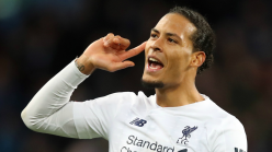 Van Dijk reveals the only game he