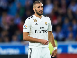 With Ronaldo gone and Bale injured, Benzema has forgotten how to play as the main striker