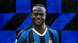 Inter Milan confirm Victor Moses