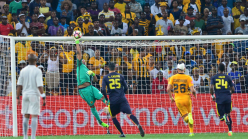 EXTRA TIME: Watch Kaizer Chiefs keeper Itumeleng Khune compared to a wild cat