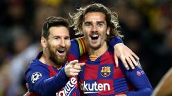 Griezmann plans to make history alongside Messi at Barcelona