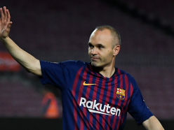 Impossible for Barcelona to replace Iniesta, says Abidal