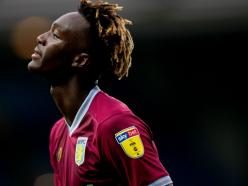 Dean Smith unsure of Tammy Abraham's future at Aston Villa