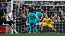 Valencia 2-0 Barcelona: Inspirational Gomez sinks Setien