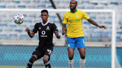 Orlando Pirates and Mamelodi Sundowns combined XI: Pule, Lakay, Mosele