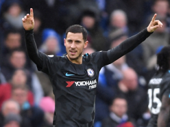 Chelsea turn on the style without Morata as Dzeko shadow looms large