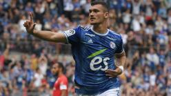 Waris makes debut as Ajorque lead Strasbourg to victory against Monaco