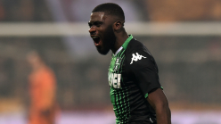 Boga: Should Chelsea take another look at Sassuolo star?