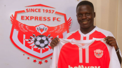 Mayanja: Express FC seal signing of midfielder from CATDA FC