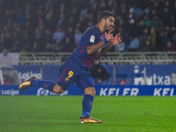 Superb Suarez shows Madrid the power of an on-form forward