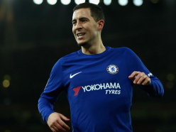 Hazard says he will sign new contract with Chelsea, but only after Courtois
