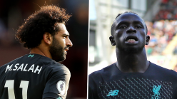 Mane & Salah spat had been brewing for months, claims Liverpool legend Carragher