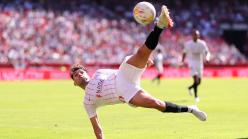 El Haddadi opens season account as Sevilla sweep aside Levante