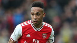 Video: Aubameyang stays if Arsenal sign world class players - Robin van Persie