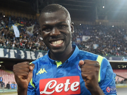 De Laurentiis: Napoli rejected £95m Man Utd bid for Koulibaly