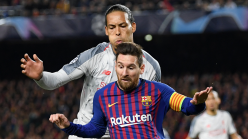 Van Dijk names Messi as toughest opponent but Aguero as toughest to mark
