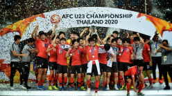 South Korea builds on Asian Games gold with AFC U23 success