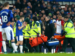 Everton 1 West Brom 1: McCarthy horror injury overshadows cagey draw