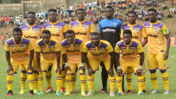 Medeama coach Boadu rushed to hospital during Premier League match