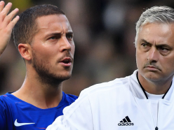 More touches, more chances, more freedom: Sarri showing Mourinho how to get the best out of Hazard