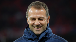 Flick satisfied with 'crucial' win as Bayern put pressure on RB Leipzig