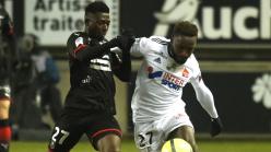 Hamari Traore ends 37-month Rennes wait with Athletico Marseille stunner