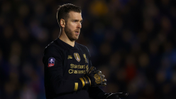 'Liverpool relaxed & have to accept criticism' – Adrian admits standards slipped against Shrewsbury