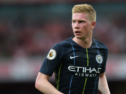 De Bruyne ready for Man City return - Guardiola