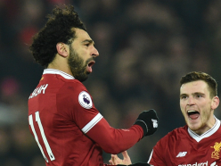 Jamie Carragher hails Mohamed Salah's start at Liverpool